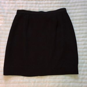 Black Skirt size 4P
